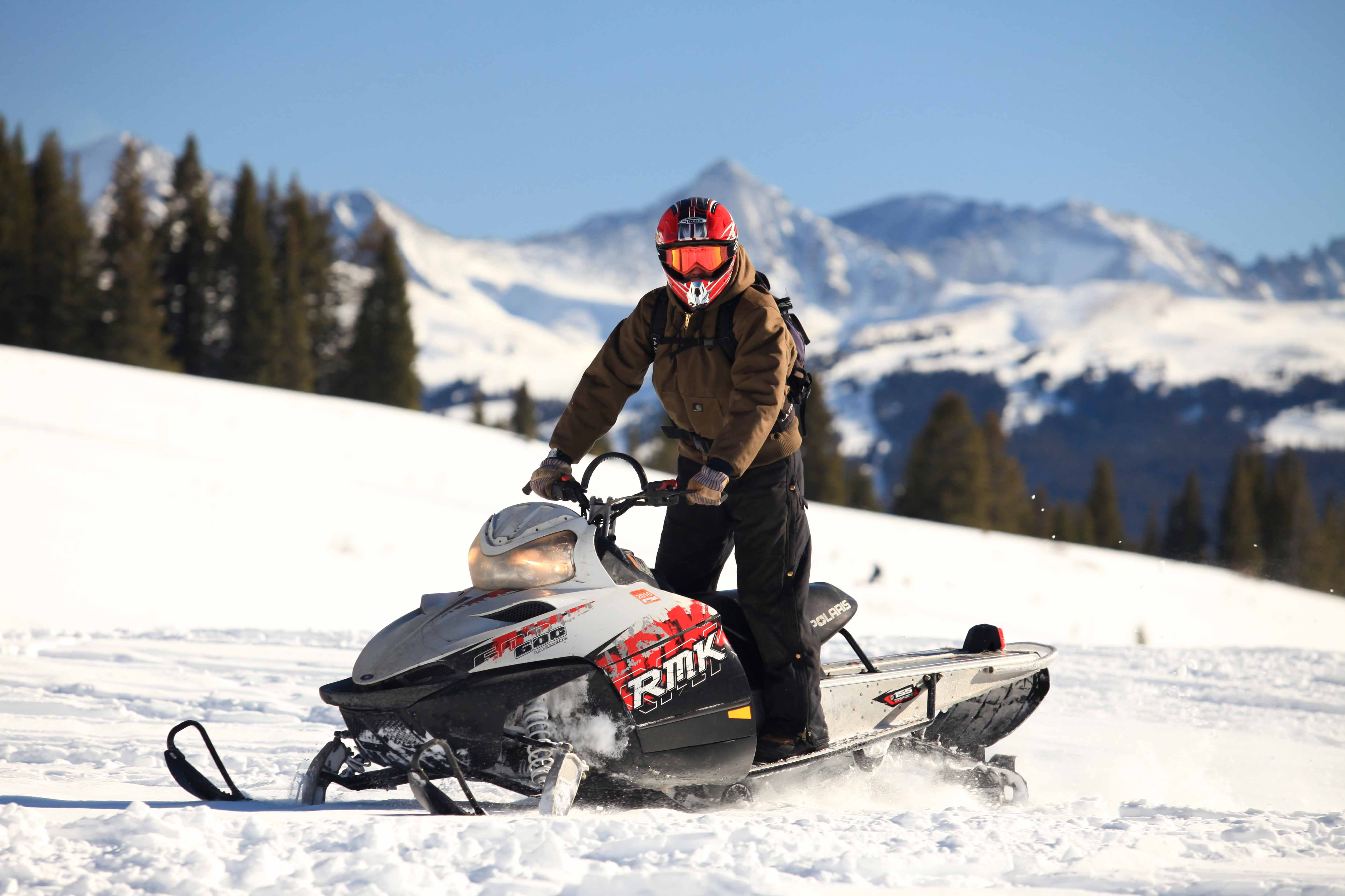 Breckenridge Snowmobile Tours