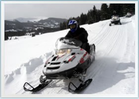 Breckenridge Colorado Snowmobile Tour